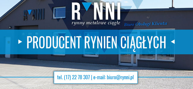 producent rynien